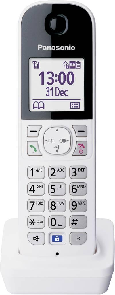 Image of DECT phone Panasonic KX-HNH100EXW