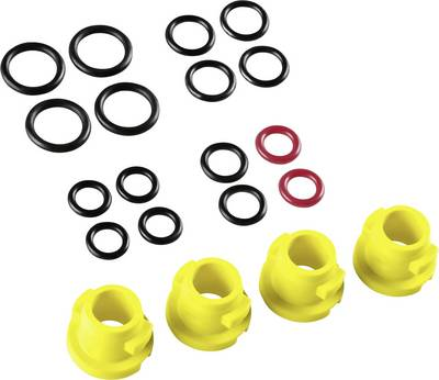 Image of Kaercher O ring replacement set 2.640-729.0 Suitable for Kaercher