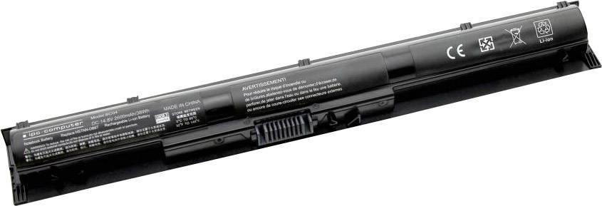 HP Laptop battery replaces original battery HSTNN-DB6T 14 8 V 2600 mAh