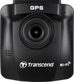 Dashcam Transcend DrivePro 230 Betragtningsvinkel horisontal=130 ° 12 V, 24 V Mikrofon, Display
