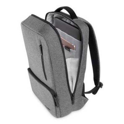 Compare cheap offers & prices of Belkin F8N900 Classic Pro Slim Backpack for 15.6 inch Laptop - Grey manufactured by Belkin