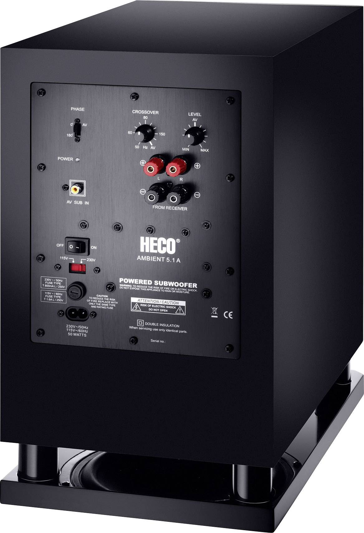 Heco ambient 5