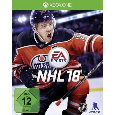NHL 18 Xbox One USK: 12