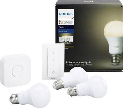 Philips Lighting Hue Starter kit E27 9 W