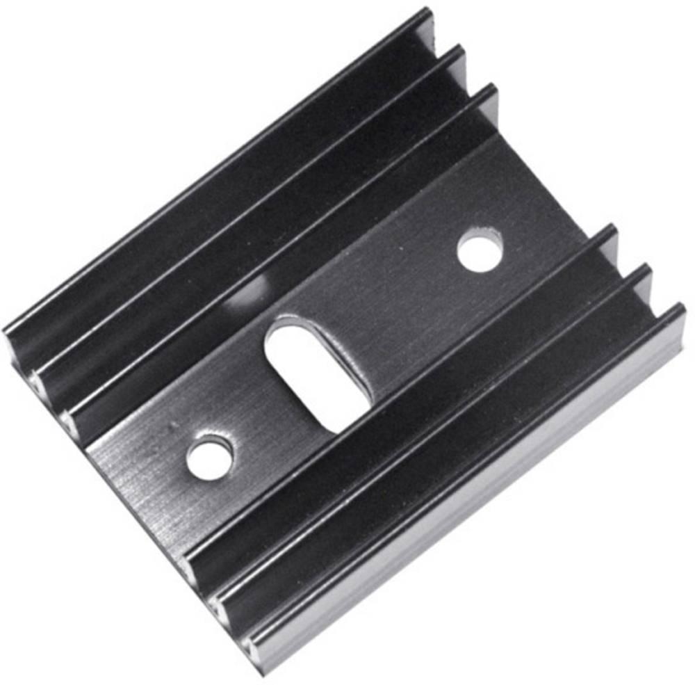 Profilno hladilno telo 9 K/W (D x Š x V) 50 x 29 x 11.5 mm TO-220 TRU Components TC-KK4330F