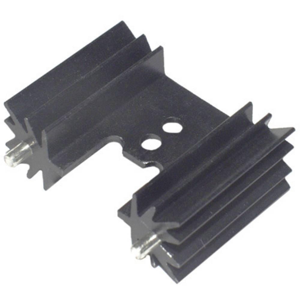 Profilno hladilno telo 11 K/W (D x Š x V) 38.1 x 35 x 12.7 mm TO-218 TO-220 TOP-3 SOT-32 TRU Components TC-KK7477X