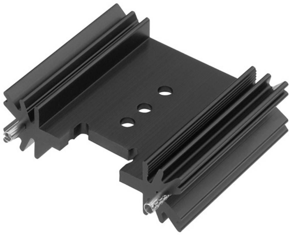Profilno hladilno telo 7 K/W (D x Š x V) 38.1 x 45 x 12.7 mm TO-218 TO-220 TOP-3 SOT-32 TRU Components TC-KK409385