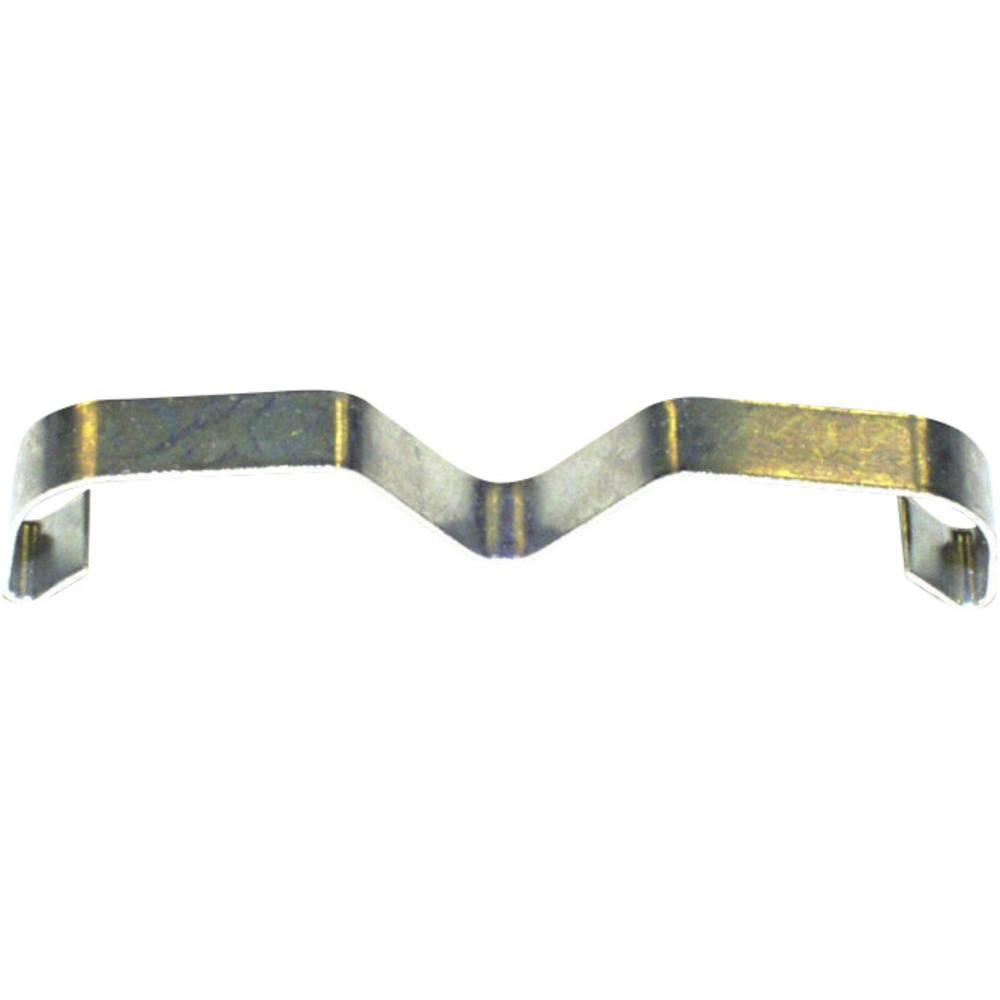 Tranzistorski nosilec 1 kos TC-KK03HK TRU Components primeren za ohišja polprevodnikov: TO-220 TOP-3 (D x Š x V) 38 x 4 x 7.6 mm