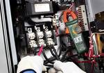 AC current clamp meter MA 440