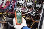 Compact Electrical True RMS MultiMeter with Built in NCV