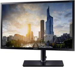 LED-skærm 68.6 cm (27 ) SamsungS27H650FDUATT.CALC.EEK A;1920 x 1080 pixFull HD5 msAudio, stereo (3,5 mm jack)PLS LED