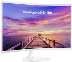 LED-skærm 81.3 cm (32 ) SamsungC32F391FWUFWUATT.CALC.EEK A+;1920 x 1080 pixFull HD4 msDisplayPort, HDMI™VA LED