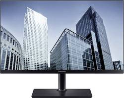 LED-skærm 68.3 cm (26.9 ) SamsungS27H850QFUATT.CALC.EEK B;2560 x 1440 pixWQHD4 msHDMI™, DisplayPort, Hovedtelefon (3,5 mm