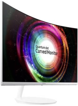 LED-skærm 81.3 cm (32 ) SamsungC32H711QATT.CALC.EEK B;2560 x 1440 pixWQHD4 msHDMI™, DisplayPortVA LED