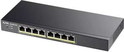 ZyXEL 8x GE GS1900-8HPv2 8x PoE Ports Network RJ45 switch 8 ports PoE