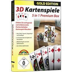 3D Kartenspiele 5in1 Premium Box PC USK: 0