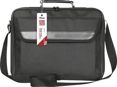 "Image of Trust Laptop bag Atlanta Suitable for max: 40,6 cm (16"") Black"