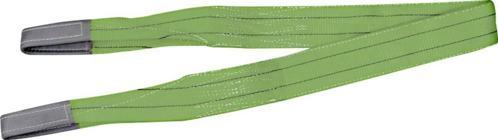 Løftebånd Arbejdsbelastning (WLL)=2 t 3 m 47102313 Grøn