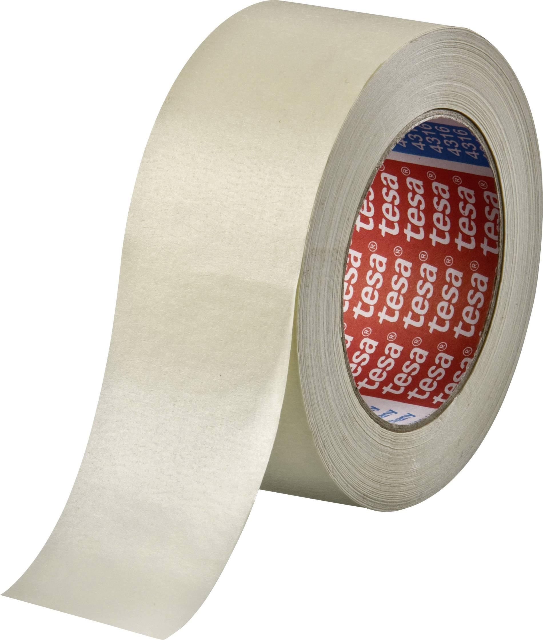 Sehr tesa 04316-00016-03 Masking tape tesakrepp® 4316 (L x W) 50 m x 50 SE25