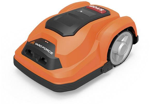 YARD FORCE SA600H Robotic lawn mower Suitable for areas up to 600 m²