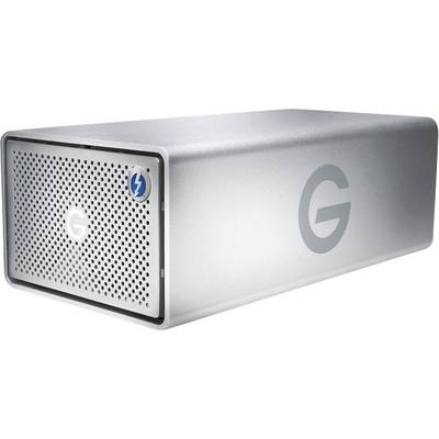 Image of G-Technology G-Raid Removable 20 TB External multi-drive USB 3.2 Gen 2 (USB 3.1), Thunderbolt 3 Silver 0G05764