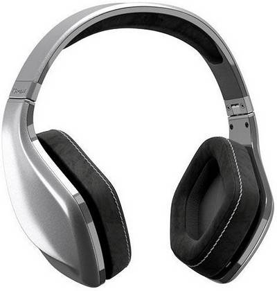 Magnat LZR 980 Hi-Fi Headphones Over-the-ear Foldable, Headset Titanium