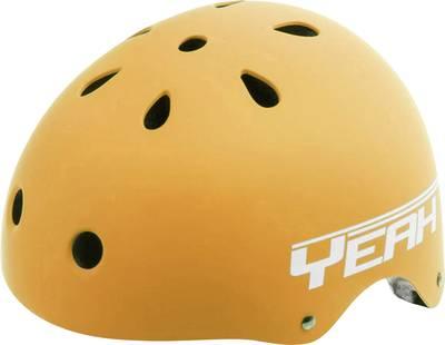 Kids bike helmet Matt, Orange Clothes size=M Hea