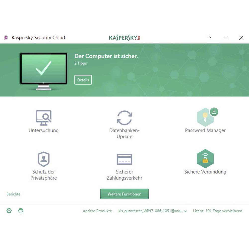 Kaspersky Lab Security Cloud Personal Edition 3 Gerte Full Version Antivirus Internet Pc 2 Th Licenses Windows Mac