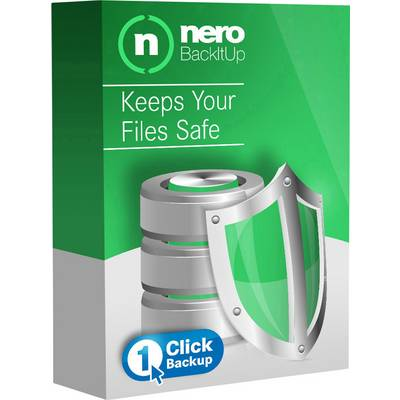 Image of Nero BackItUp SE CD Pack - OEM Full version, 1 licence Windows Backup