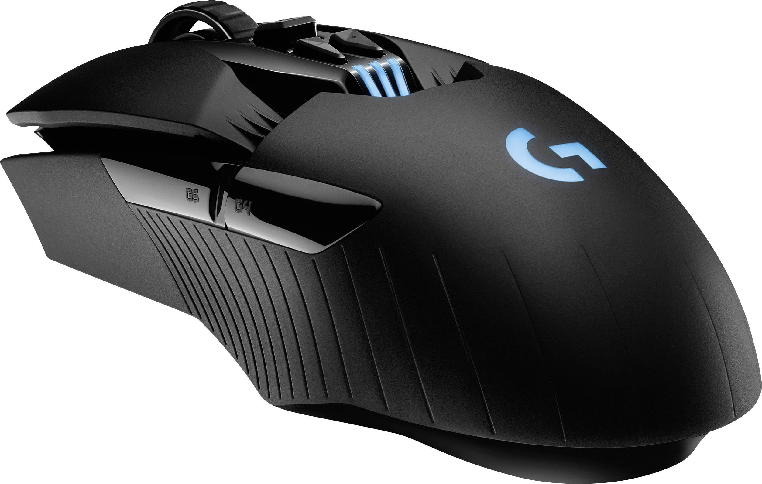 8aec2279535 Your Review. Logitech Gaming G903 LightSpeed Wireless gaming mouse Optical  Backlit, Rechargeable ...