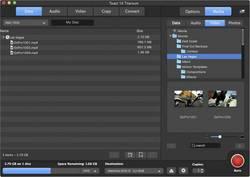 Roxio Toast 16 Titanium Full version, 1 license Mac OS CD/DVD