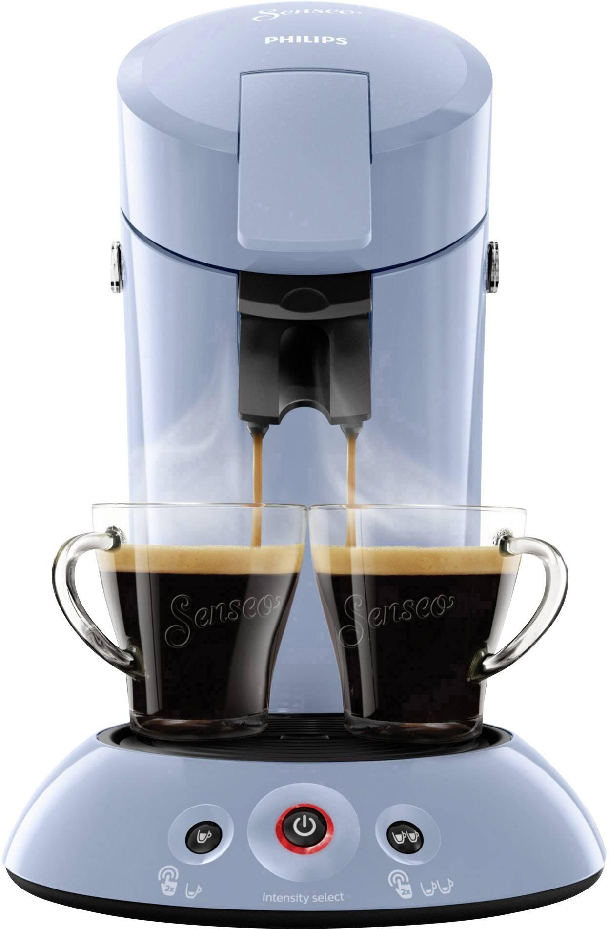 Senseo Hd655470 Original Pod Coffee Machine Light Blue