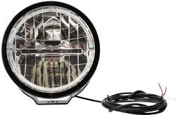 Projektør, Positionslys W116 Højeffektive LED-lys WAS (Ø x T) 230.5 mm x 130 mm Sort