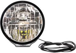Projektør W116 Højeffektive LED-lys WAS (Ø x T) 230.5 mm x 130 mm Sort