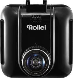 Dashcam med GPS Rollei CAR-DVR-72 Betragtningsvinkel horisontal=120 ° 12 V Batteri, Mikrofon, Display