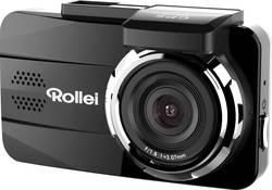 Dashcam med GPS Rollei DVR-308 Betragtningsvinkel horisontal=151 ° 12 V, 24 V Batteri, Mikrofon, Display