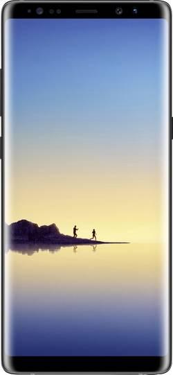 LTE-smartphone 6.3  Samsung Galaxy Note 8 64 GB Sort