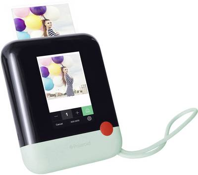 Image of Digital instant camera Polaroid POP Gruen 20 MPix Green