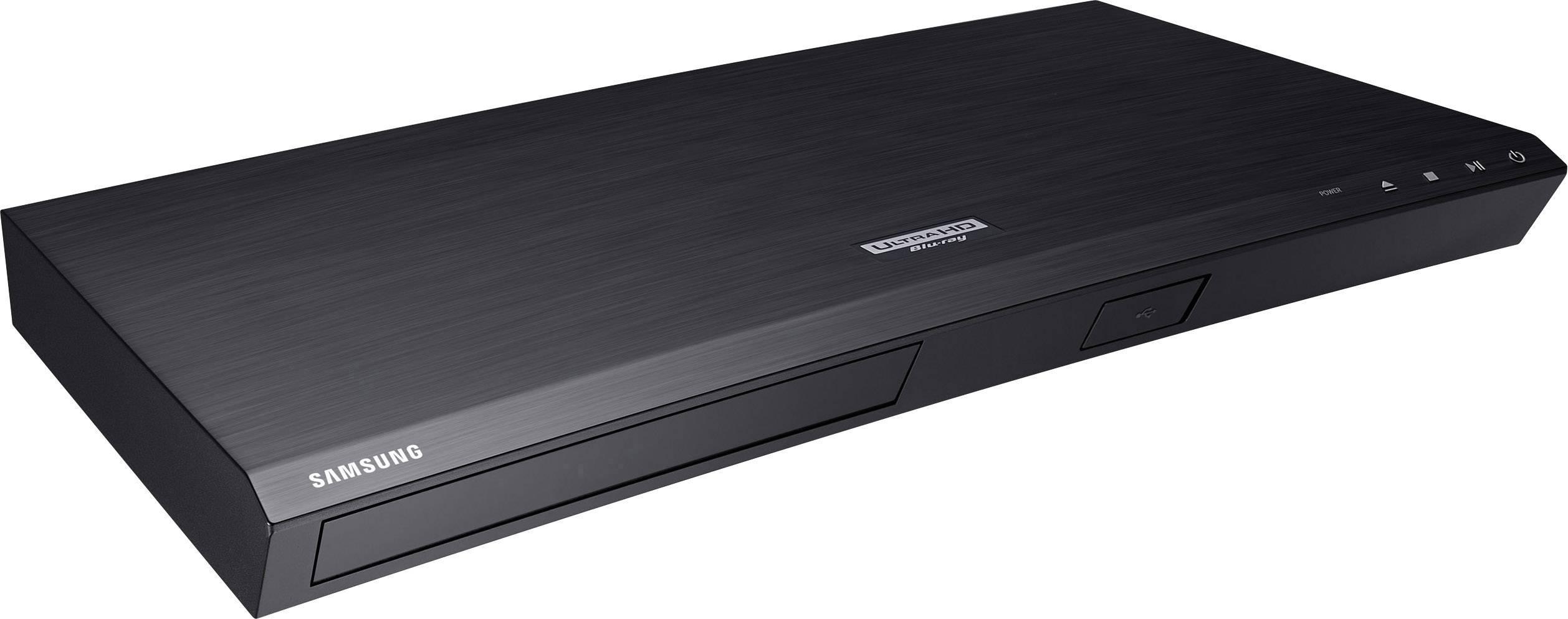 UHD Blu-ray player Samsung UBD-M7500 4K Ultra HD upscaling