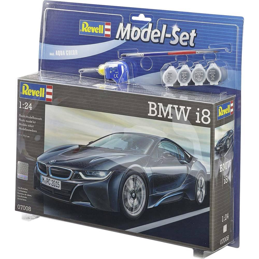 Revell 67008 Bmw I8 Car Model Assembly Kit 1 24 From Conrad Com
