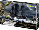 1:150 model ship Black Pearl Kit