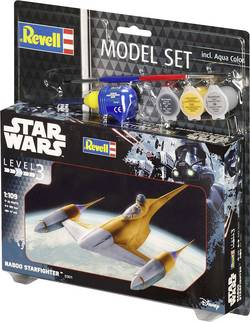 Science Fiction byggsats Revell Naboo Starfighter 63611 1:109