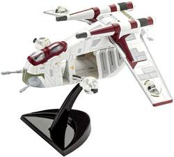 Science Fiction byggsats Revell Republic Gunship 03613 1:172