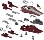 1:44 Star Wars A-Wing Fighter Kit