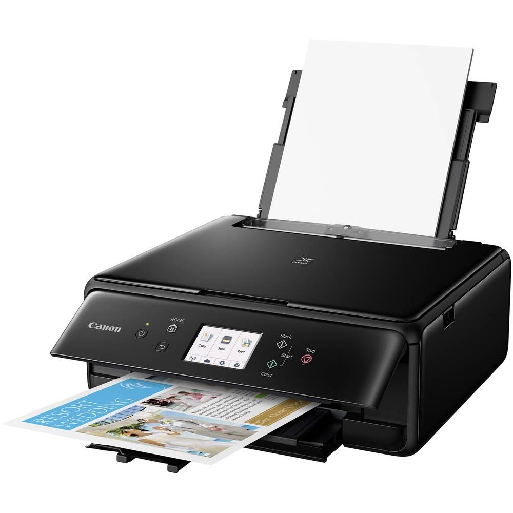 Canon PIXMA TS6150 Inkjet multifunction printer A4 Printer, Scanner ...