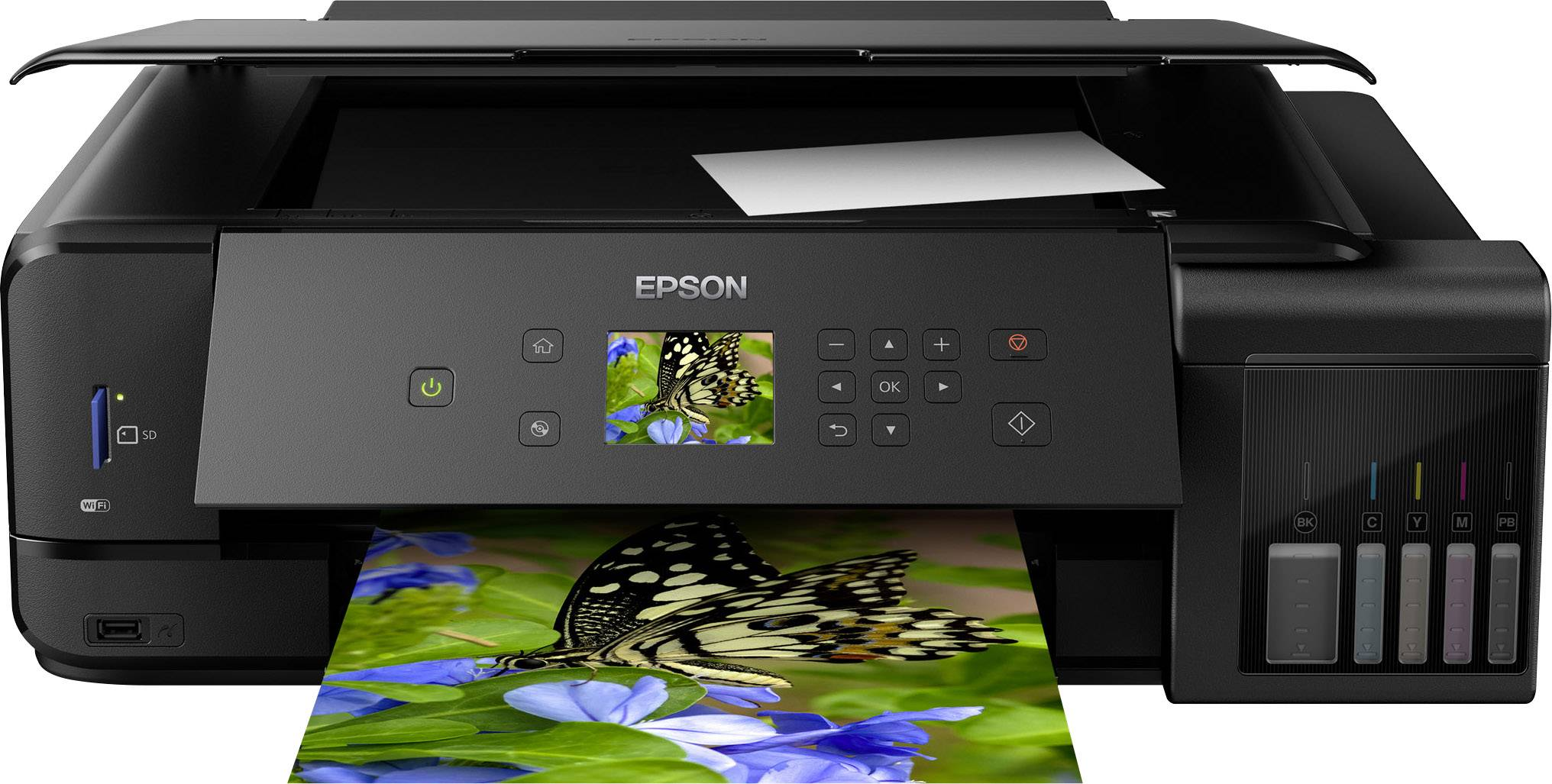 Epson EcoTank ET-7750 Inkjet multifunction printer A3 Printer