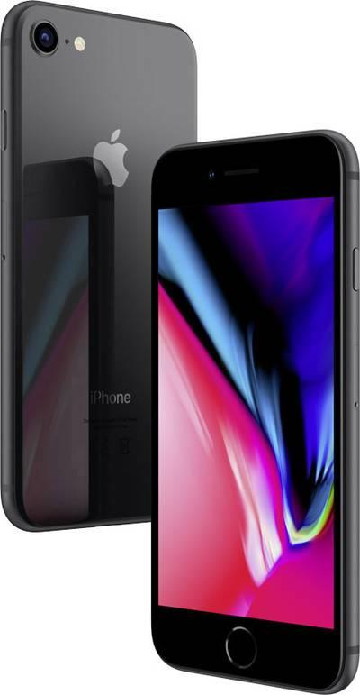 Image of Apple iPhone 8 64 GB Spaceship grey