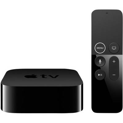 Apple TV 4K HDR. The new era. Now playing. (64 GB)
