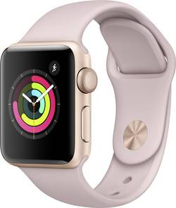 Apple Watch Series 3 38 mm Aluminium Gold Sport st cheapest retail price
