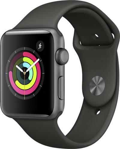 Apple Watch Series 3 42 mm Aluminium Spaceship grey cheapest retail price